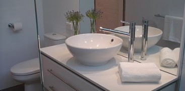 Completed Bathroom 2012