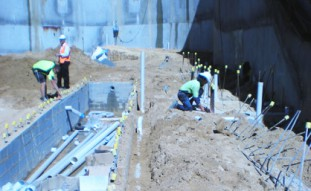 Commercial Plumbing Pipework